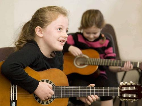 Introducing Guitar For Children