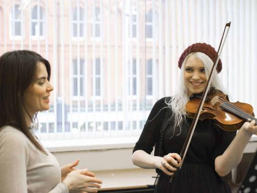 Introducing Violin For Adults