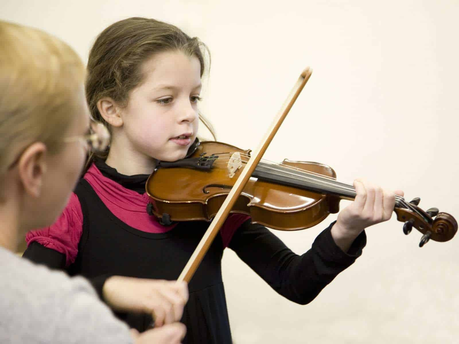 Introducing Violin for Children