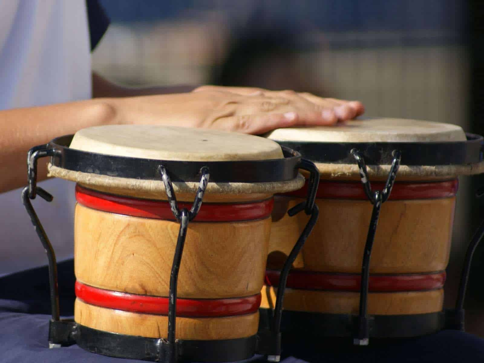 Introducing World Drumming