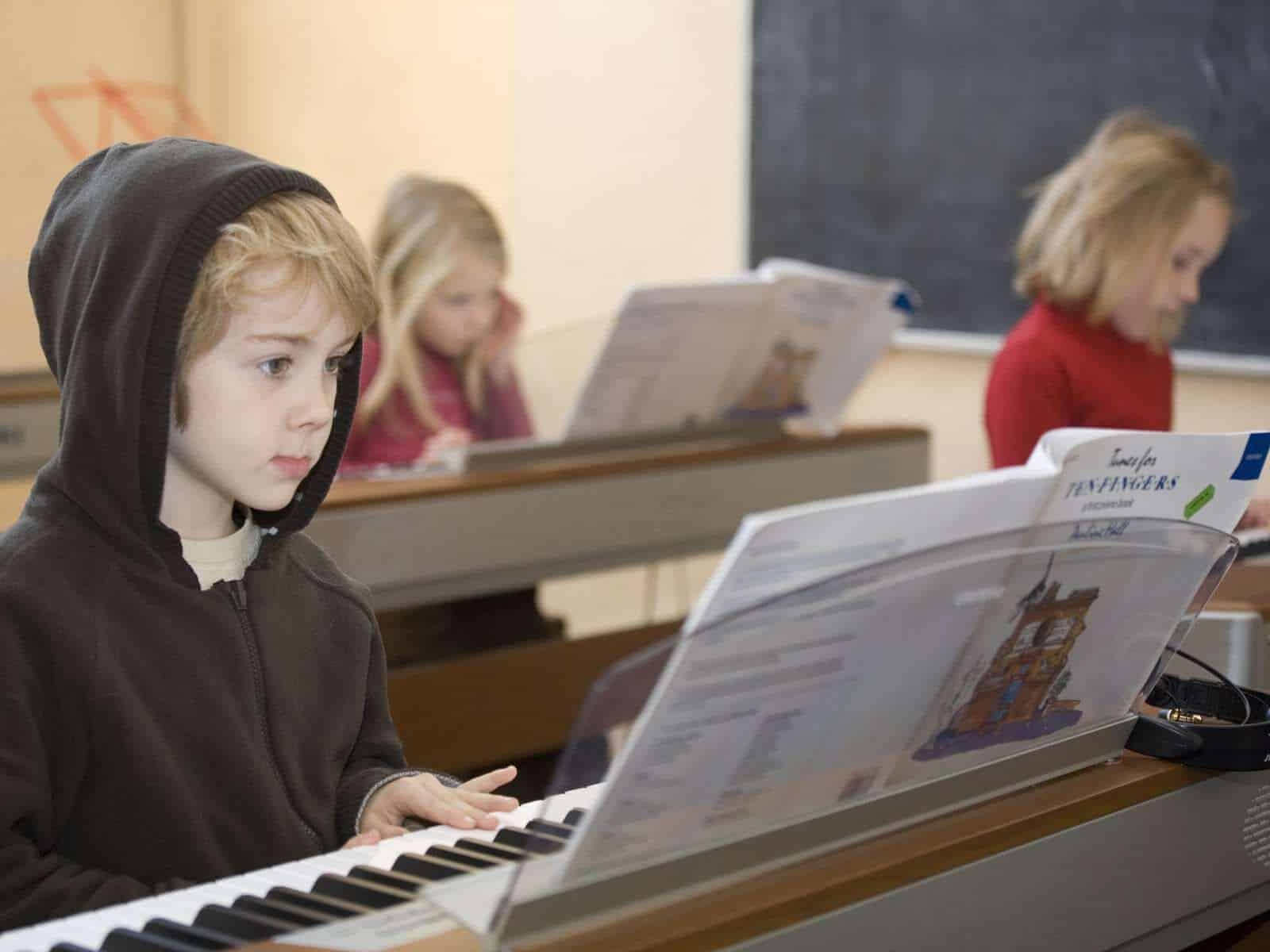 Introducing Piano/Keyboard for Children