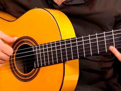 Flamenco Guitar Basics