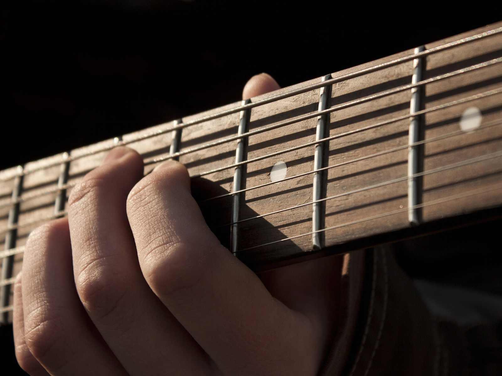 Trad Guitar Basics