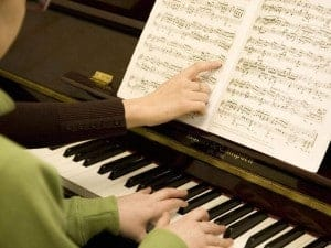 Piano Tuition