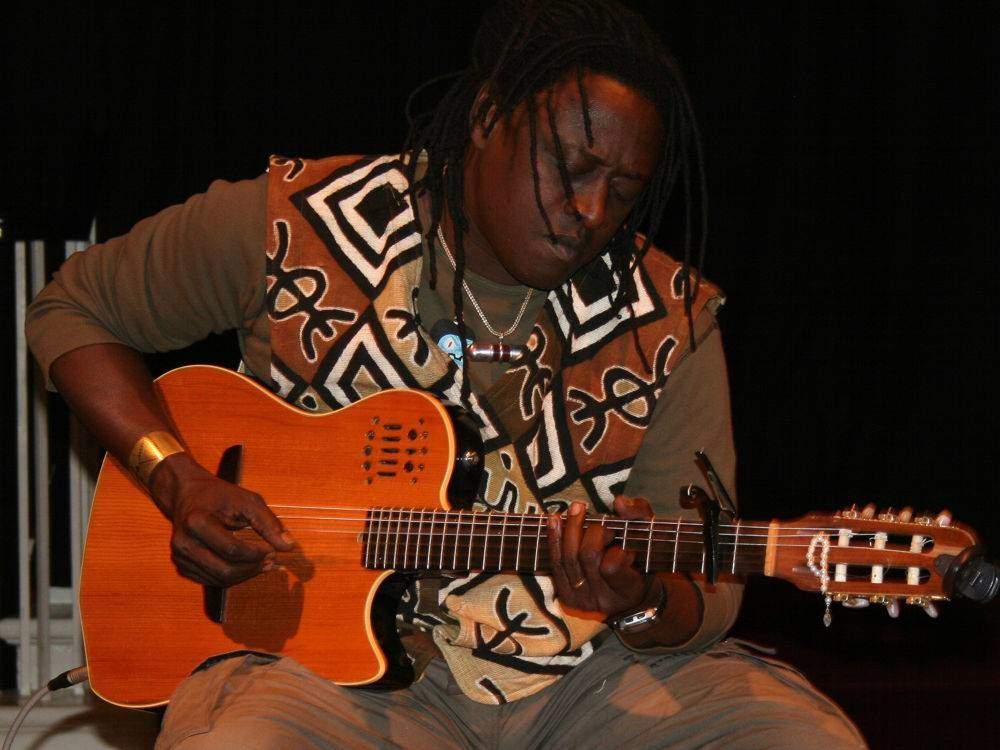 Habib Koité Workshop-Masterclass