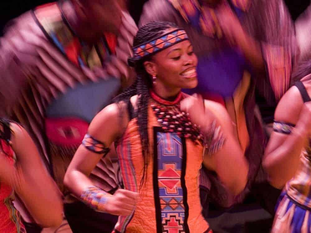 Soweto Gospel Choir Concert for Schools