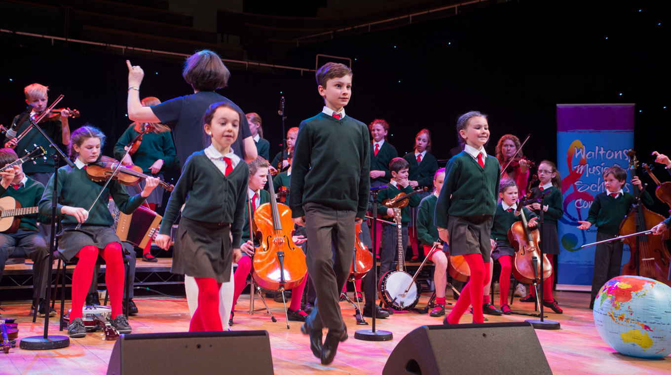 Announcing The 2019 Waltons Music For Schools Competition Finalists!