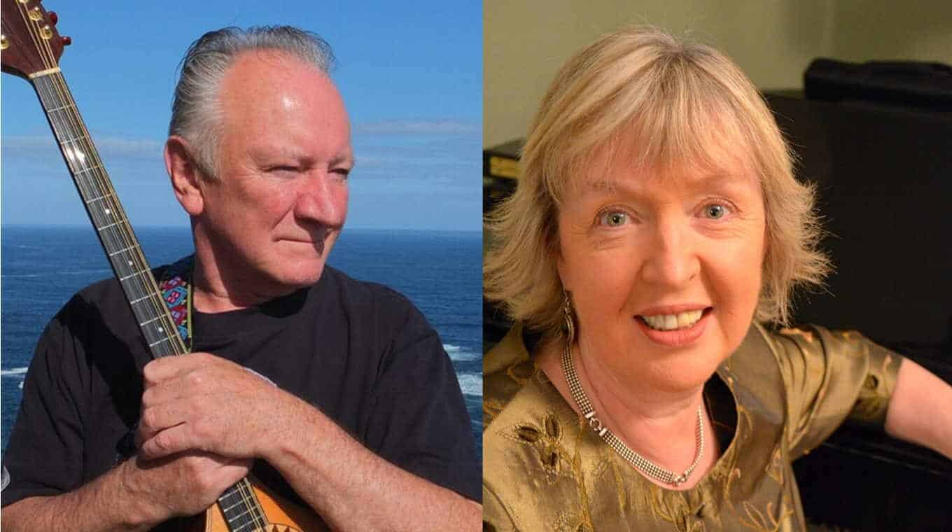 Dónal Lunny And Evelyn Grant