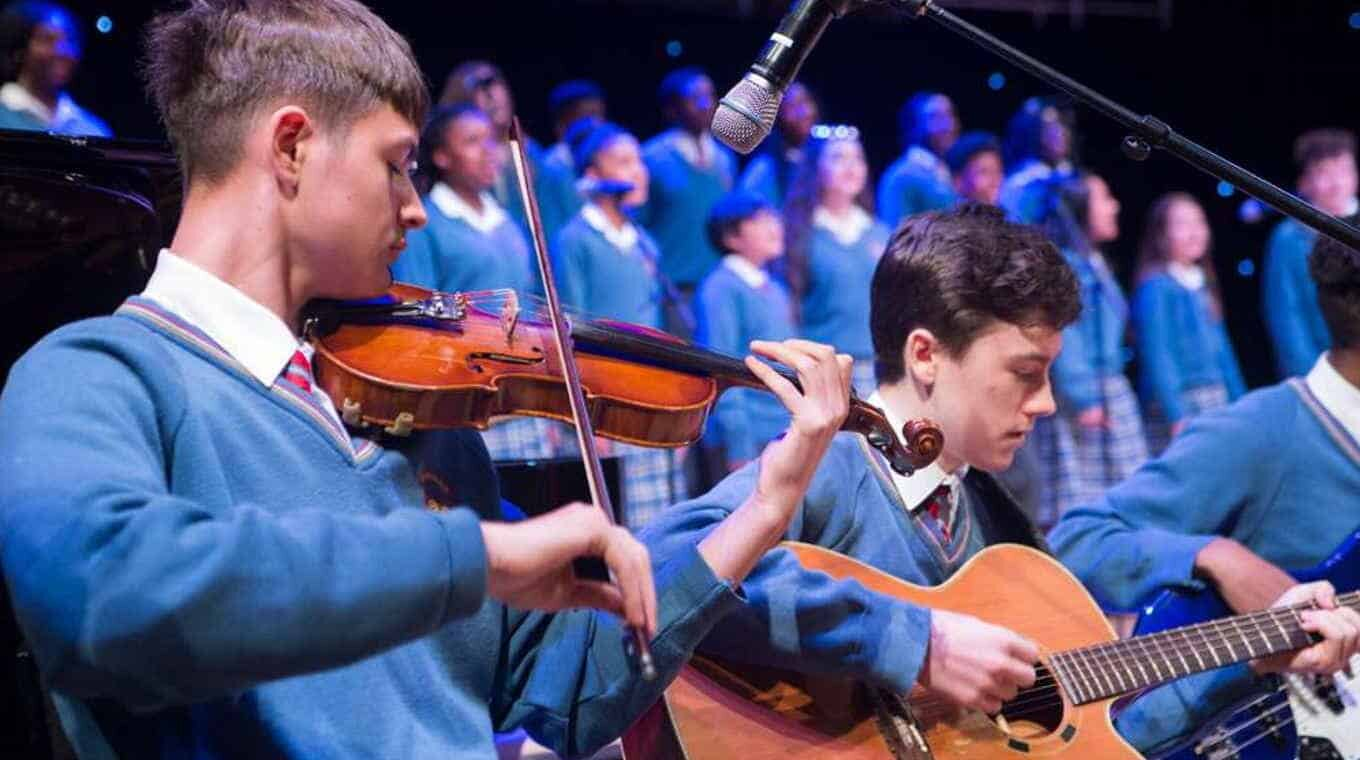 2019 Waltons Music For Schools Competition Prize Winners